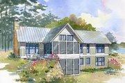 Farmhouse Style House Plan - 3 Beds 2.5 Baths 2208 Sq/Ft Plan #901-8 Photo