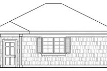 Craftsman Exterior - Other Elevation Plan #124-634