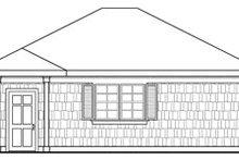 Architectural House Design - Craftsman Exterior - Other Elevation Plan #124-634