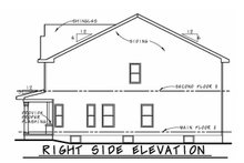 House Design - Traditional Exterior - Front Elevation Plan #20-2421