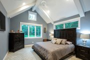 Farmhouse Style House Plan - 4 Beds 4.5 Baths 2886 Sq/Ft Plan #51-1132 Interior - Master Bedroom
