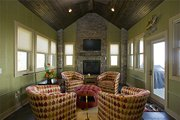 Craftsman Style House Plan - 4 Beds 3 Baths 3345 Sq/Ft Plan #17-2443 Photo