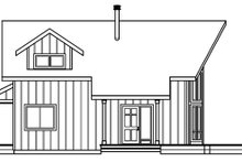 Cabin Exterior - Other Elevation Plan #124-510
