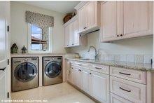 Dream House Plan - European Interior - Laundry Plan #930-516