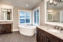 Traditional Interior - Master Bathroom Plan #1066-61