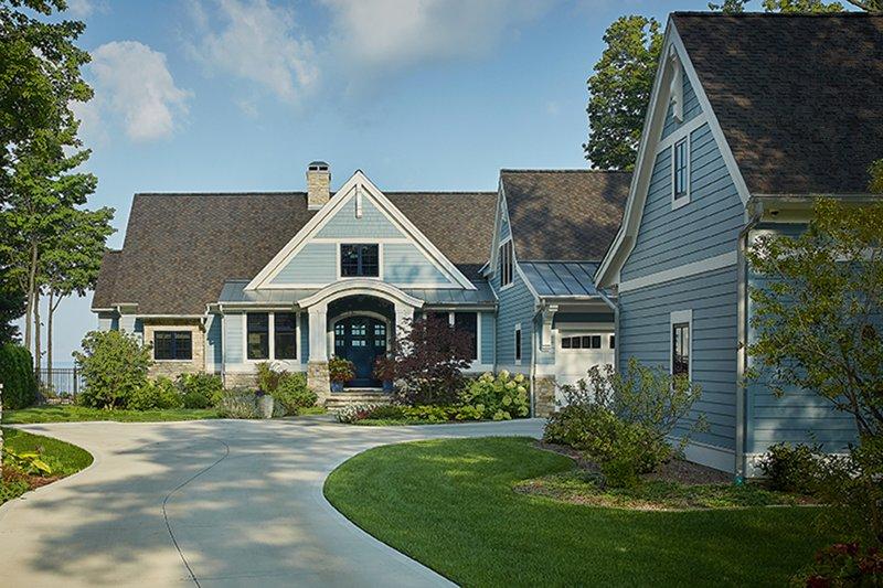 House Plan Design - Ranch Exterior - Front Elevation Plan #928-293