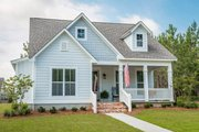 Traditional Style House Plan - 3 Beds 2.5 Baths 2155 Sq/Ft Plan #430-145
