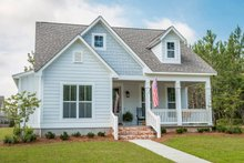 Dream House Plan - Traditional Photo Plan #430-145