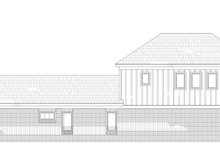 Home Plan - Traditional Exterior - Other Elevation Plan #932-398