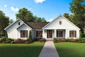 Farmhouse Exterior - Other Elevation Plan #1074-26
