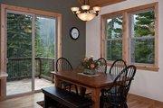 Craftsman Style House Plan - 4 Beds 4 Baths 2817 Sq/Ft Plan #899-6 Floor Plan - Main Floor