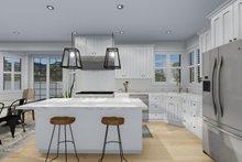 Craftsman Interior - Kitchen Plan #1060-65