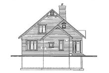 Dream House Plan - Country Exterior - Other Elevation Plan #23-2042
