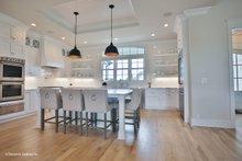 House Plan Design - European Interior - Kitchen Plan #929-1009