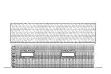 Country Exterior - Other Elevation Plan #932-270