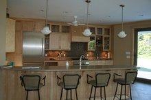 House Design - Ranch Interior - Kitchen Plan #124-472