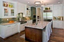 Country Interior - Kitchen Plan #901-1