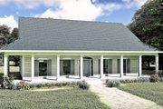 Southern Style House Plan - 3 Beds 2.5 Baths 2159 Sq/Ft Plan #44-237