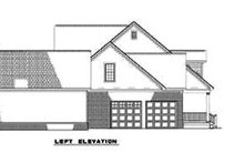 House Design - Country Exterior - Other Elevation Plan #17-253