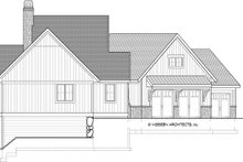 House Plan Design - Left Side