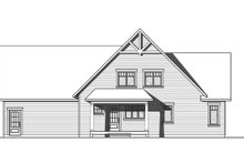 Architectural House Design - Farmhouse Exterior - Rear Elevation Plan #23-2732