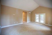 Ranch Interior - Master Bedroom Plan #1070-9