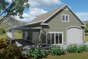 Traditional Style House Plan - 0 Beds 2 Baths 2016 Sq/Ft Plan #1060-81