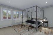 Craftsman Style House Plan - 5 Beds 3 Baths 3223 Sq/Ft Plan #1060-55 Interior - Master Bedroom