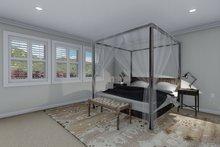 Architectural House Design - Craftsman Interior - Master Bedroom Plan #1060-55