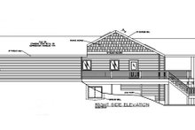 Dream House Plan - Ranch Exterior - Other Elevation Plan #117-575