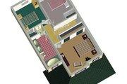 Farmhouse Style House Plan - 3 Beds 1.5 Baths 1208 Sq/Ft Plan #25-2063 Photo