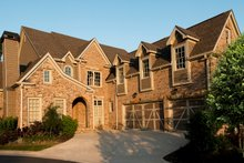 Dream House Plan - Traditional Exterior - Front Elevation Plan #54-410
