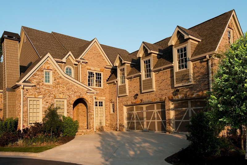 Home Plan - Traditional Exterior - Front Elevation Plan #54-410