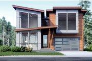 Modern Style House Plan - 4 Beds 3 Baths 3543 Sq/Ft Plan #1066-10