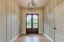 Home Plan - Plan 1067-1 Foyer