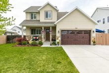 Home Plan - Traditional Exterior - Front Elevation Plan #1060-4