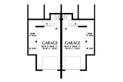 Contemporary Style House Plan - 3 Beds 3 Baths 3834 Sq/Ft Plan #48-1021 Floor Plan - Lower Floor