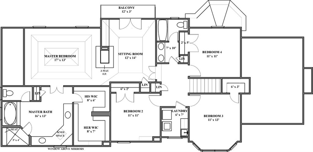 Esherick House Plan