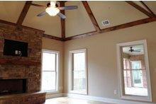 Dream House Plan - European Interior - Family Room Plan #437-62