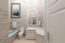 Architectural House Design - Farmhouse Interior - Bathroom Plan #45-597
