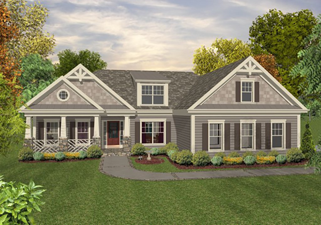 Traditional Style House Plan 3 Beds 2 Baths 1800 Sq Ft Plan 56 635 Dreamhomesource Com