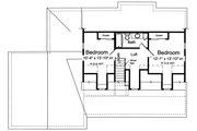 Farmhouse Style House Plan - 3 Beds 2.5 Baths 1790 Sq/Ft Plan #46-886 Floor Plan - Upper Floor Plan
