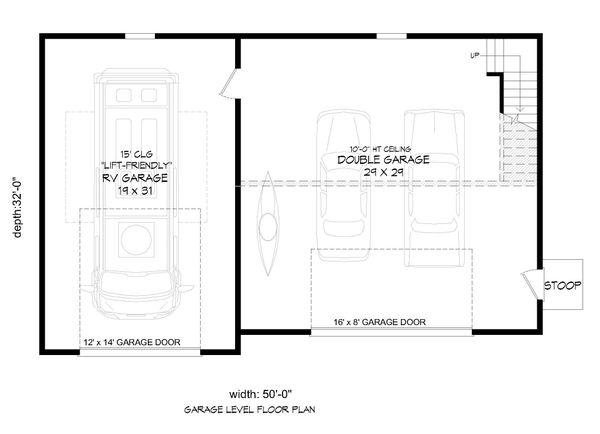 Home Plan - Country Floor Plan - Main Floor Plan #932-267