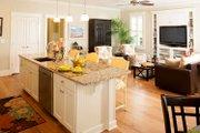 Craftsman Style House Plan - 3 Beds 2 Baths 1428 Sq/Ft Plan #461-55 Interior - Kitchen
