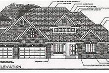 Craftsman Exterior - Other Elevation Plan #124-418