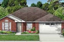 Traditional Exterior - Front Elevation Plan #84-174