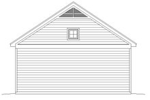 Country Exterior - Other Elevation Plan #932-197