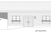 Dream House Plan - Country Exterior - Other Elevation Plan #932-190
