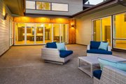 Modern Style House Plan - 3 Beds 2.5 Baths 2235 Sq/Ft Plan #895-101 Exterior - Outdoor Living