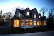 Colonial Style House Plan - 4 Beds 3.5 Baths 3489 Sq/Ft Plan #70-520 Photo